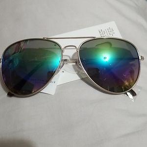 Rainbow avator sunglasses